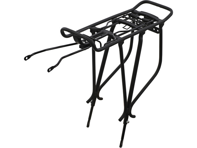 Red Cycling Products Alu Carrier II Rack 26-28 inches black